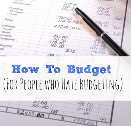 how to budget for people that hate to budget joanne david edmonton financial services