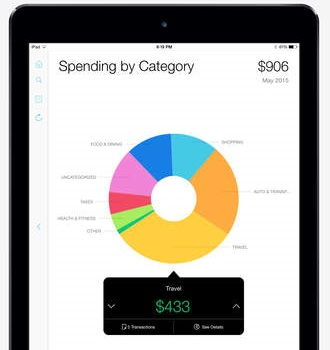 mint track spending by category budget app joanne david financial